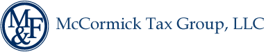McCormick Tax Group LLC. Retina Logo