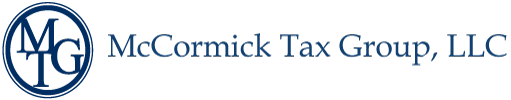 McCormick Tax Group LLC. Logo